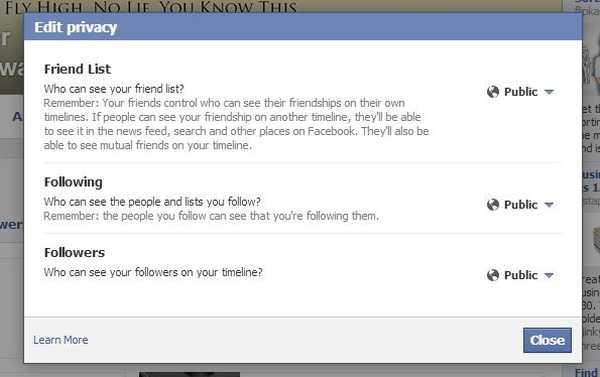 Facebook Freunde Verstecken